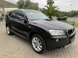 BMW X3 2013/2014 2.0 20I 4X4 16V GASOLINA 4P AUTOMÁTICO - 2014