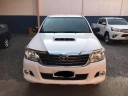 Toyota hilux 2015/2015 3.0 sr 4x4 cd 16v turbo intercooler diesel 4p manual - 2015