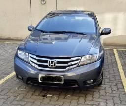 Honda city lx automático com gnv 5º geração - 2014