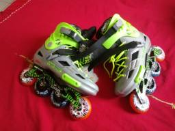 Patins oxer tam 37/39