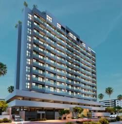 Apartamento à venda com 1 dormitórios em Ponta verde, Maceió cod:MAC2