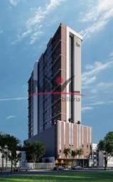 Apartamento à venda com 1 dormitórios em Centro, Cascavel cod:46