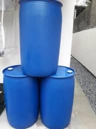 Bombona 220 lts . ideal para reservatório de água potável