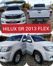 Hilux SR Flex 2013 Extraaaaaaaaa - 2013