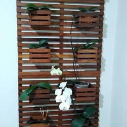 Treliças de madeira