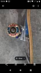 2 Skates usados. Pague o valor de um e leve os dois