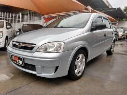 Corsa Hatch Maxx- 2012 1.4 Completo+Gnv Injetável - 2012