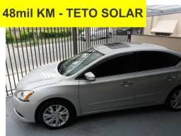 Sentra SL 2014 aut. Teto Solar (48mil km - particular) - 2014