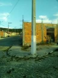 Construção no conjunto vila São pedro Mangalô