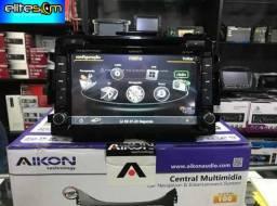Central-Multimídia Honda Hrv 2015/2017 Aikon Original na Elite Som e Acessórios