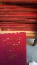 Coleção da enciclopédia Larousse