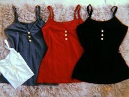 Roupas femininas   vestido saia shorts calcas blusas 649004412554