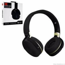 Fone de Ouvido Bluetooth Everest JB950 Recarregavel Micro SD Radio FM