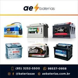 R$130,00 Escolha a Bateria de 60Ah