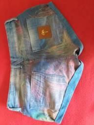 Short jeans coke Tam 38