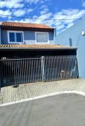 Sobrado em condomínio para venda no bairro Xaxim - Curitiba - PR