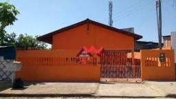 Casa com 3 dormitórios para alugar, 150 m² por R$ 900,00/mês - Juscelino Kubitschek - Port