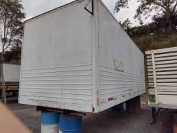 Baú para caminhão 4x2 ou toco 7,00m fs caminhoes