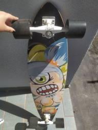 """Skate Longboard """"tubarão"""""""