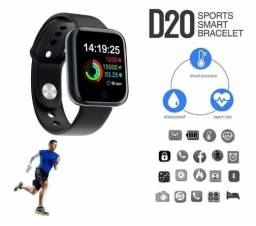 Relógio SmartWatch Original Ios Android Preto