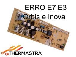 Placa Aquecedor Orbis Inova Erro 7, Erro E7 - * whatsapp