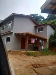 Casa para alugar área rural 120 mts