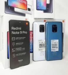 Celular Xiaomi Redmi Note 9Pro 6GBram 128GB pronto Entega