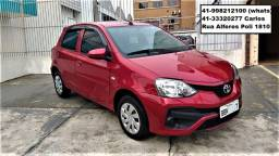 Toyota Etios 1.3 2018