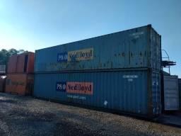 Containers marítimo 40 pés (12 metros) Dry e HC
