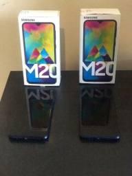 Dois Samsung m20 para venda