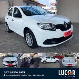 Renault Logan Authentique 1.0 2019/2020