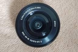 Lente Sony e-mount - 16-50mm OSS