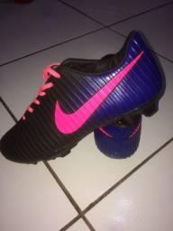 Chuteira Futebol Cravo Nike