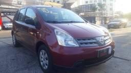 Livina 1.6 2010 + GNV com Garantia, Carro todo revisado