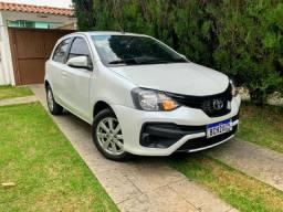 Toyota Etios X plus 1.5 - 2019 completo mecánico