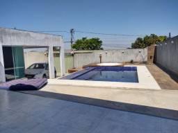 Aluga-se Área de Lazer com piscina e hidromassagem!