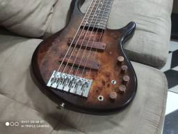 Baixo luhiz luthier 6c
