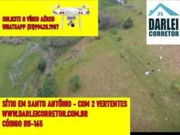 Sítio em Santo Antônio da Patrulha com 2 Vertentes - Solicito o Vídeo Aéreo pelo Whatsapp
