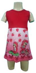 kit 15 vestidinho infantil