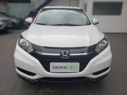 Honda HR-V 1.8 LX Automatico 32.000KM Completo Rodas 17 Bco Couro