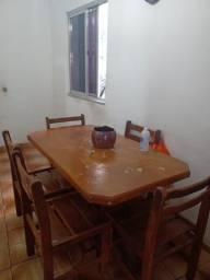 Alugo casa tipo apartamento 3 qts
