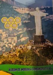 Álbum olimpíadas