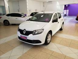 Renault Logan Authentique 1.0 Sce 12v flex 2020 baixo km