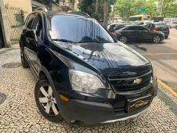 Chevrolet Captiva 2.4 Ecotec Automática Couro Multimídia Toda Revisada 2012