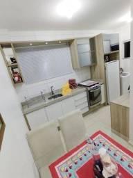 Apartamento 2 quartos com suíte, móveis planejados na Nova Palhoça
