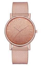 Relógio de Pulso/ aço inoxidável