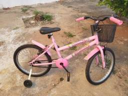 Bicicleta infantil gatinha marry