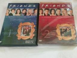 Friends temporadas 1 e 2