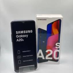 Samsung A20S + Brindes- Lançamento!!