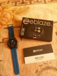 Relógio Smartwatch Zblaze vibe 3 gps